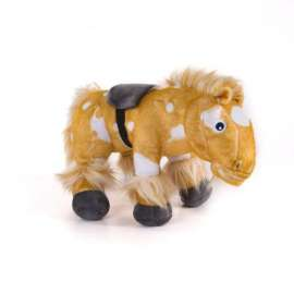 caballo percheron musical peluche dx