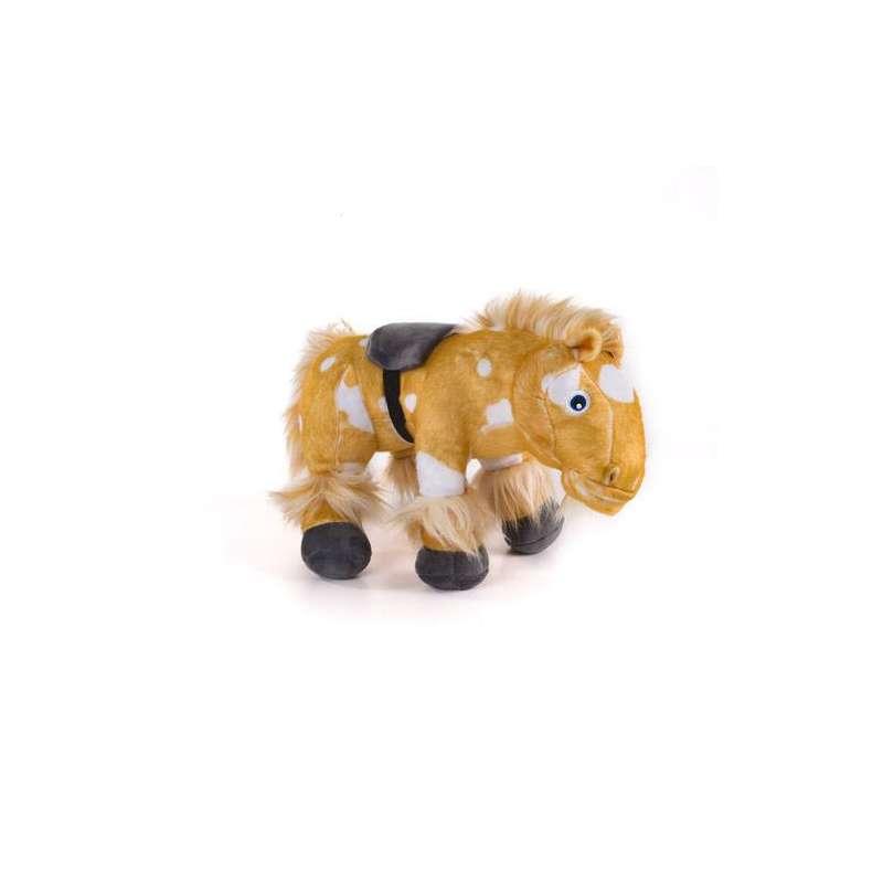 caballo percheron musical peluche dx