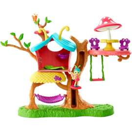 enchantimals baxi butterfly casita arbol