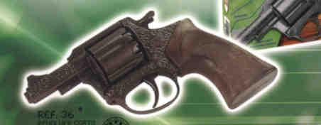 revolver corto 12 tiros
