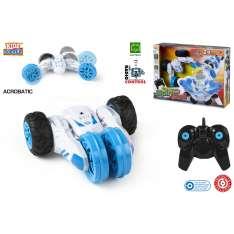 coche r/c acrobatico spin and roll