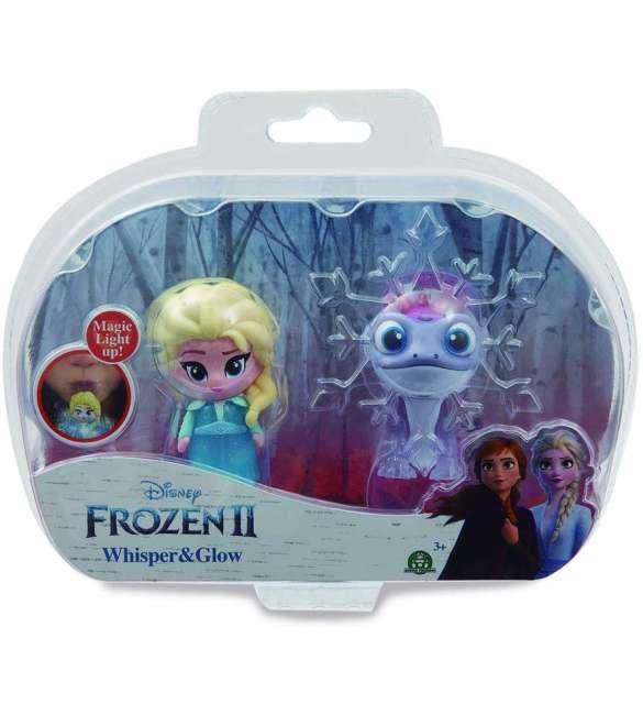 frozen ii blister 2 figuras