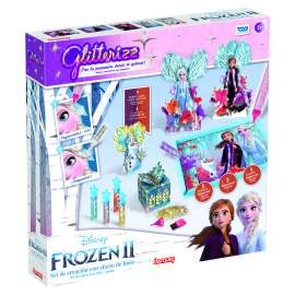 glitterizz frozen ii magical set