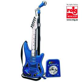 set guitarra micro y bafle niño
