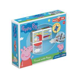 magicube travel with peppa
