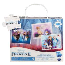 frozen ii super 3 d