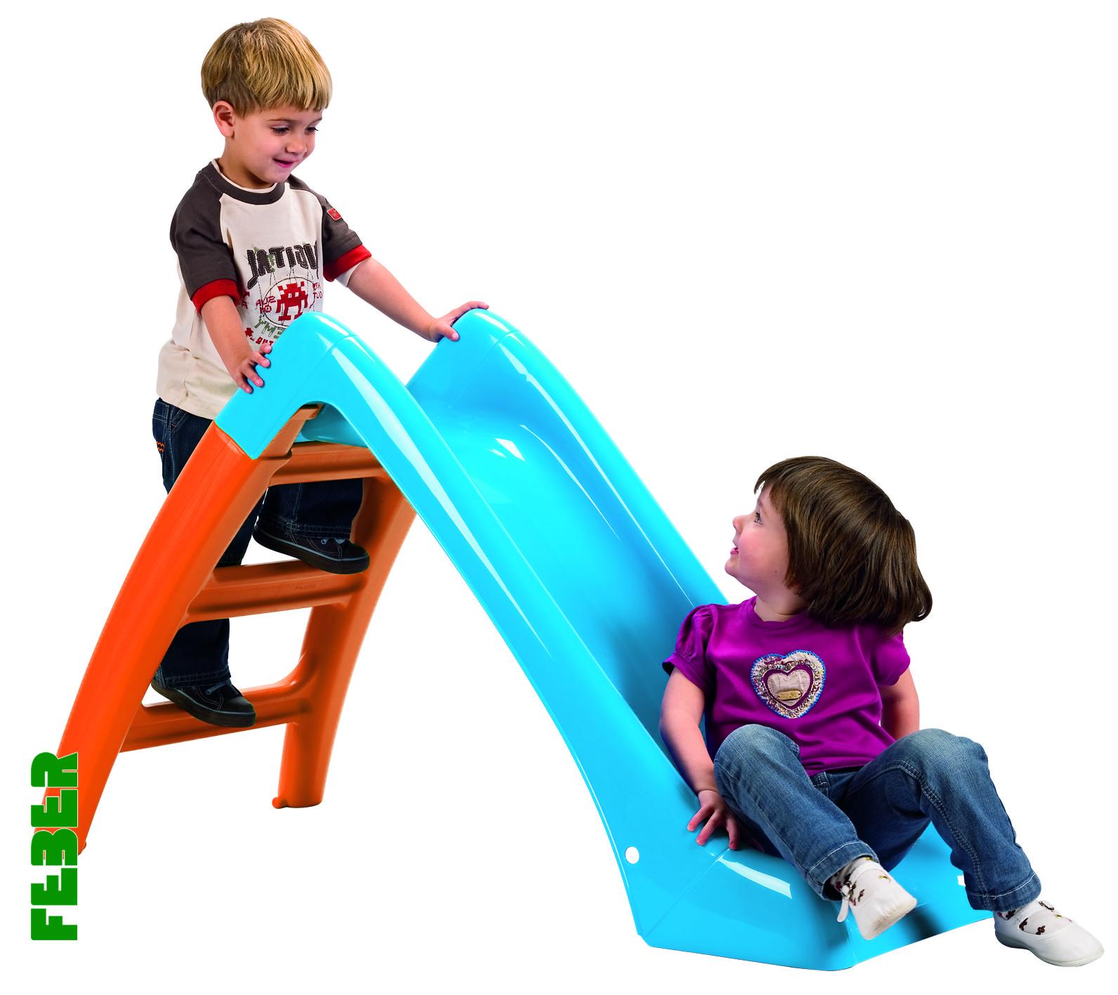 feber tobogan slide