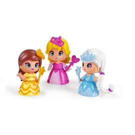 pin y pon pack princesas