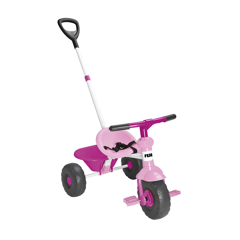 feber baby trike pink