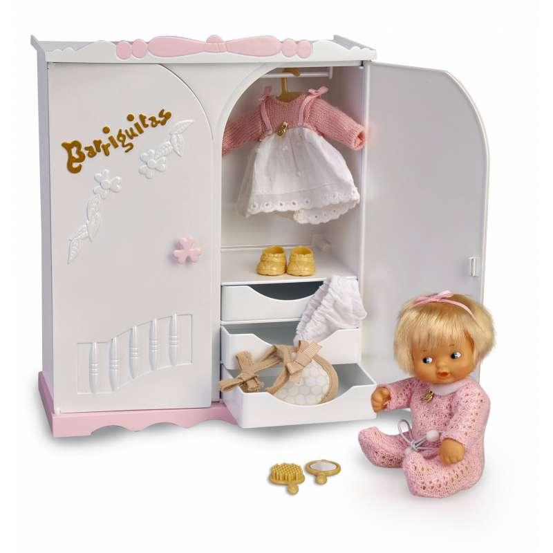 barriguitas armario con figura de bebe