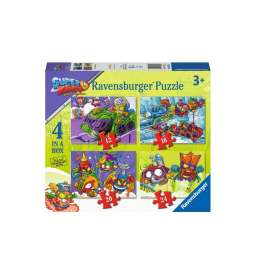 puzzle 4 in a box superzings