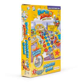 superzings juego powers kid kazoom