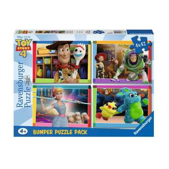 puzzle 4x42 toy story 4 bumper pack