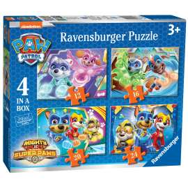 puzzle 4 in a box paw patrol