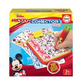 conector junior mickey & minnie