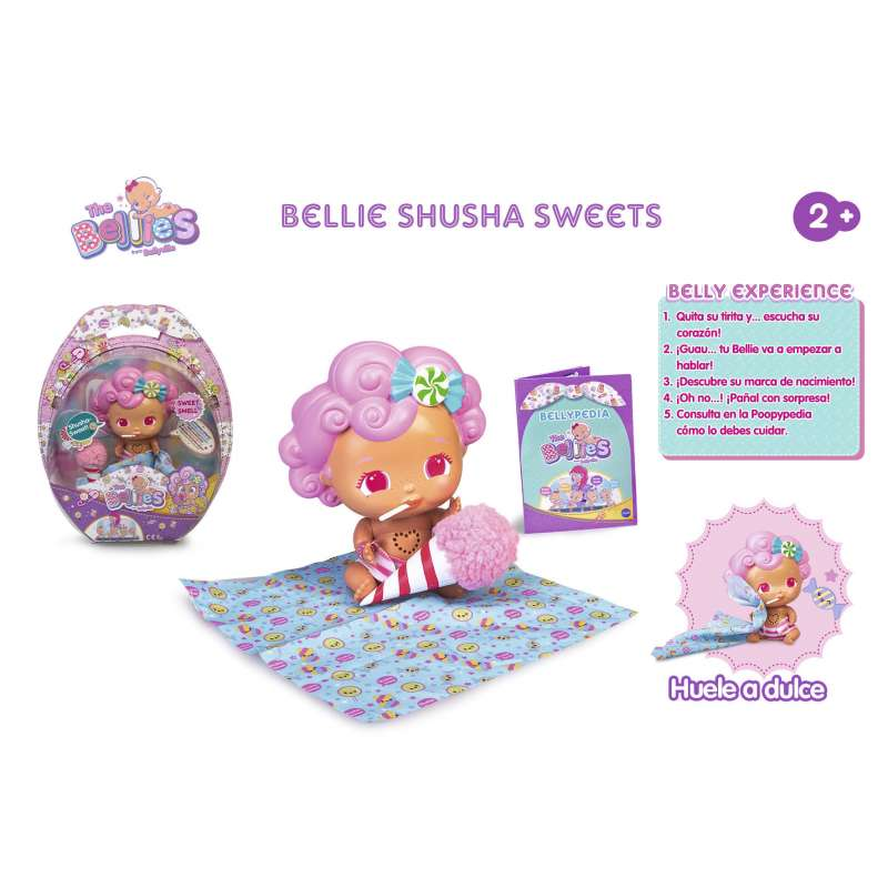 the bellies shusha-sweets