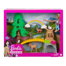 barbie exploradora de la naturaleza