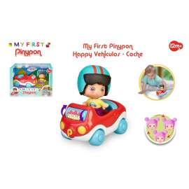 my first pin y pon happy vehicle coche