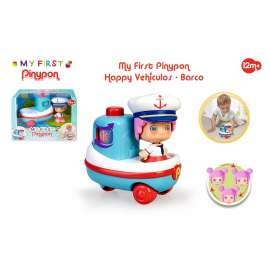 my first pin y pon happy vehicle barco