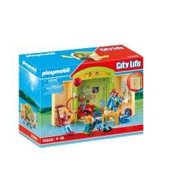 playmobil cofre guarderia