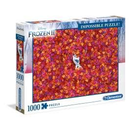 puzzle 1000 pzas imposible frozen ii