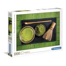 puzzle 1000 piezas matcha tea