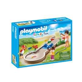 playmobil mini golf