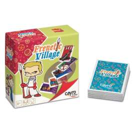 games & friends frenetic village