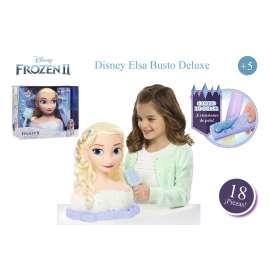 disney frozen ii busto deluxe elsa