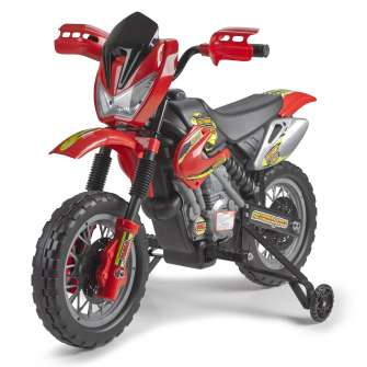 feber motorbike cross 400 f bat.6v.