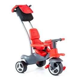 molto triciclo r.gomas+cinturon rojo