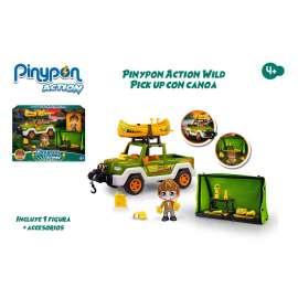 pin y pon action wild rescue pickup