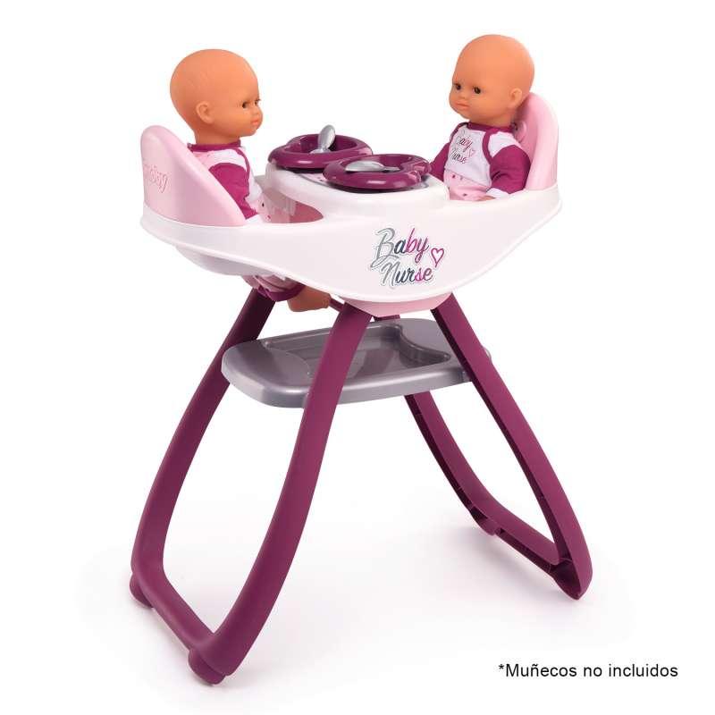 trona gemelar baby nurse