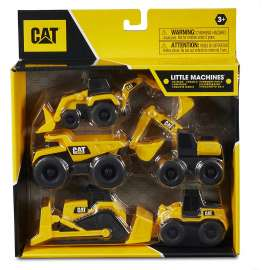 little machines pack 5 vehiculos