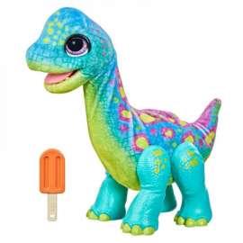 furrealfriends sam  brontosaurio comilon