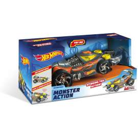 hot wheels coche monster escorpion
