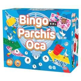 bingo xxl premium + parchis+oca