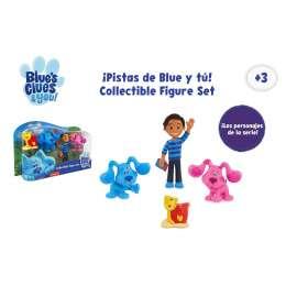 pistas de blue y tú figura colección