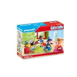 playmobil niños con disfraces