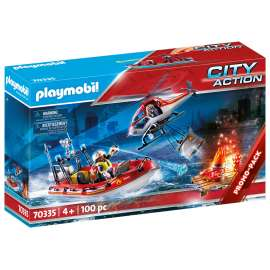 playmobil mision rescate