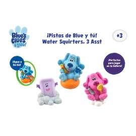 pistas de blue y tú  muñecos de baño