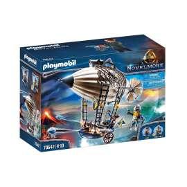 playmobil novelmore zeppelin de dario
