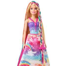 barbie princesa peinados magicos