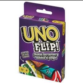 mattel games uno flip! juegos de cartas (mattel gdr44)