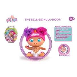 the bellies hula-hoop!