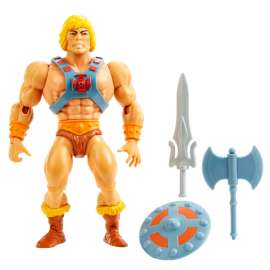 masters of the universe he-man action